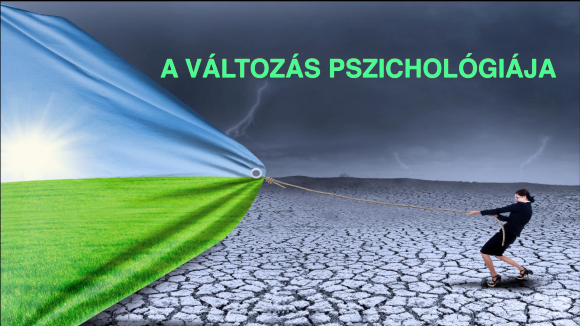 A változás pszichológiája